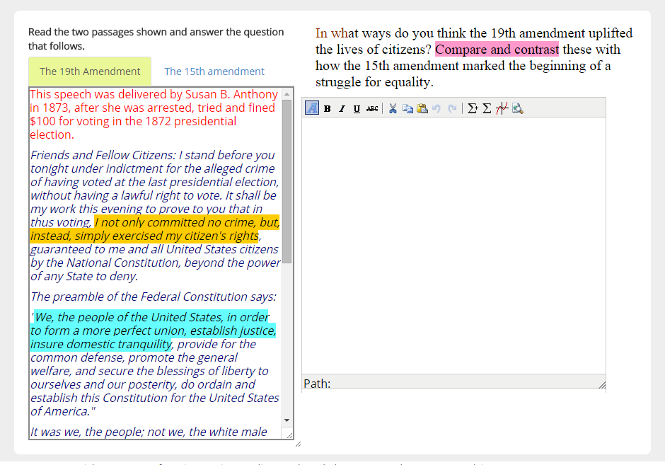 interactive learning essay Interactive techniques adapted in part from: thomas a angelo/k patricia cross, classroom assessment techniques  making online learning interactive.